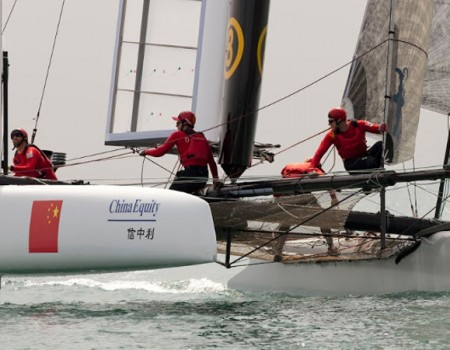 America's Cup – China Team