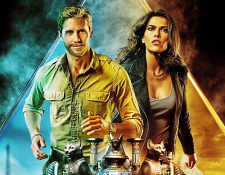 Blood & Treasure S1